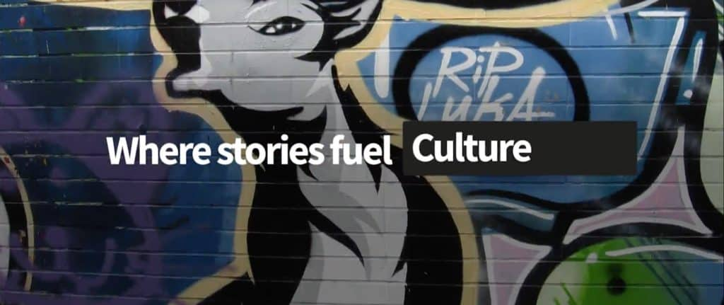 Stories Rule where stories fuel culture
